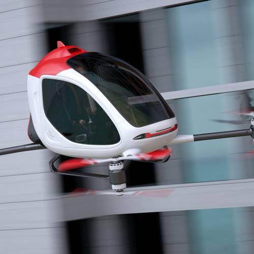 Air Taxis: A Game Changer in intermodality?